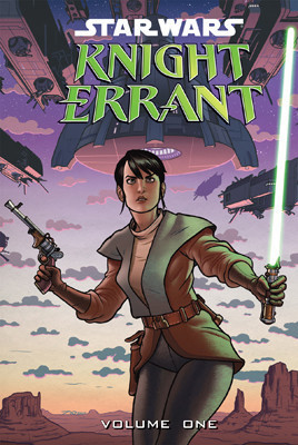 Cover: Star Wars: Knight Errant: Aflame: Vol. 1