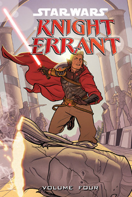Cover: Star Wars: Knight Errant: Aflame: Vol. 4