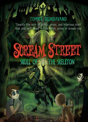Cover: Skull of the Skeleton: Book 5