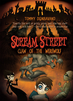 Cover: Claw of the Werewolf: Book 6