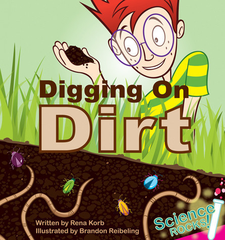 Cover: Digging On Dirt