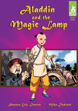 Cover: Aladdin and the Magic Lamp
