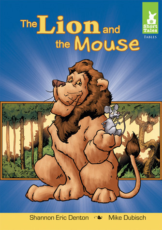 Cover: Lion and the Mouse