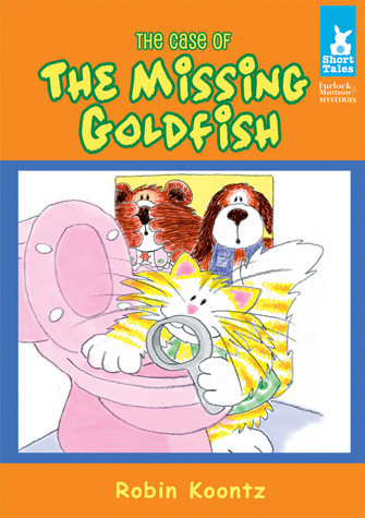 Cover: Case of the Missing Goldfish