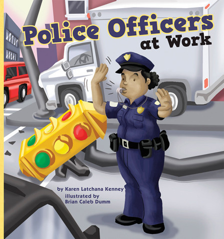 Cover: Police Officers at Work