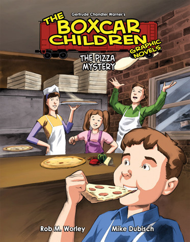 Cover: Book 11: The Pizza Mystery