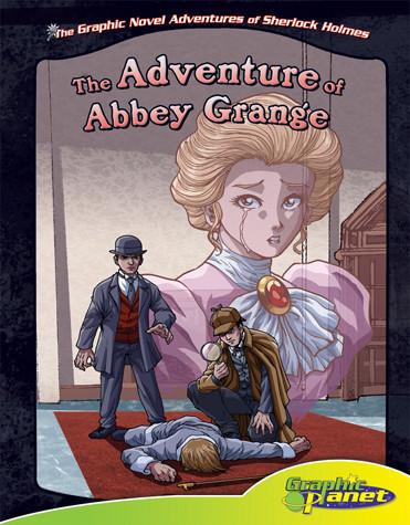 Cover: Adventure of Abbey Grange