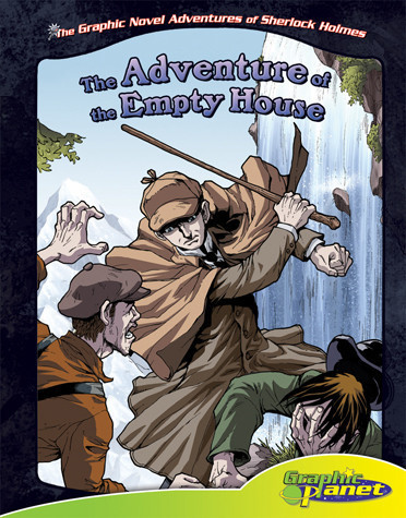 Cover: Adventure of the Empty House