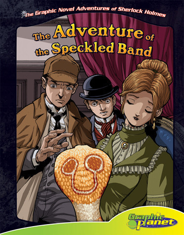 Cover: Adventure of the Speckled Band