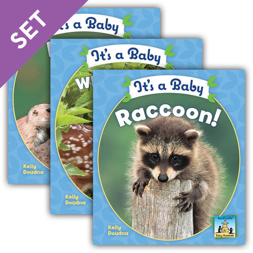 Cover: Baby Mammals