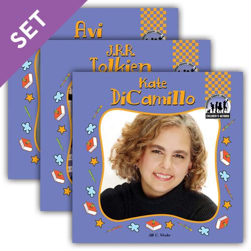Cover: Children's Authors Set 5