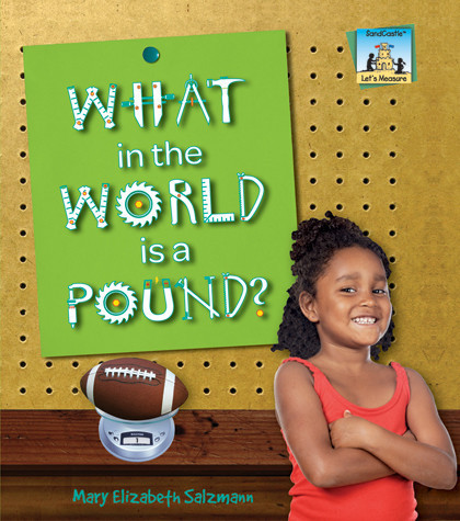 Cover: What in the World is a Pound?