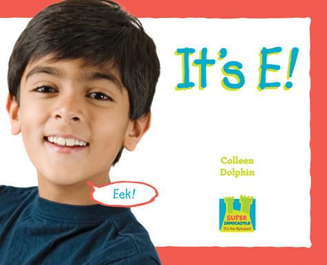 Cover: It's E !