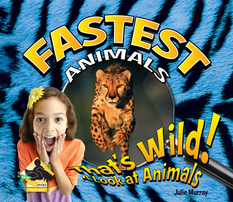 Cover: Fastest Animals