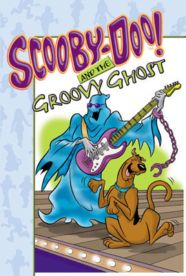 Cover: Scooby-Doo! and the Groovy Ghost