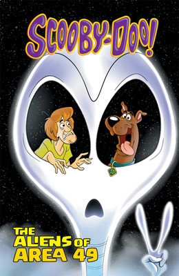 Cover: Scooby-Doo and the Aliens of Area 49