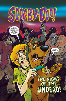 Cover: Scooby-Doo and the Night of the Undead!