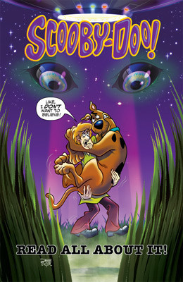 Cover: Scooby-Doo in Read All About It!