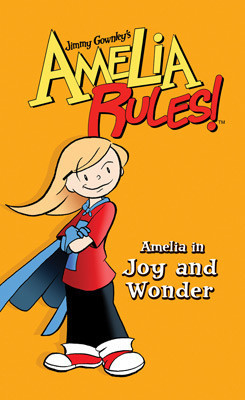 Cover: Amelia in Joy and Wonder