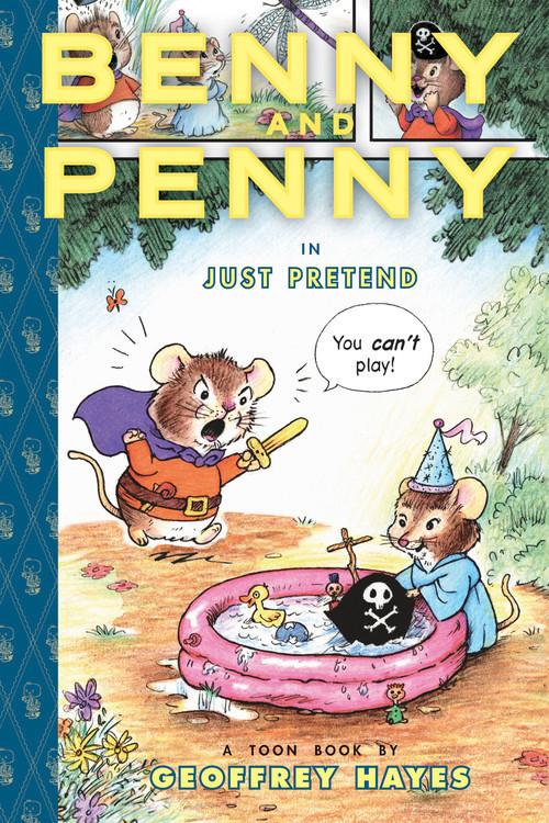 Cover: Benny and Penny in Just Pretend