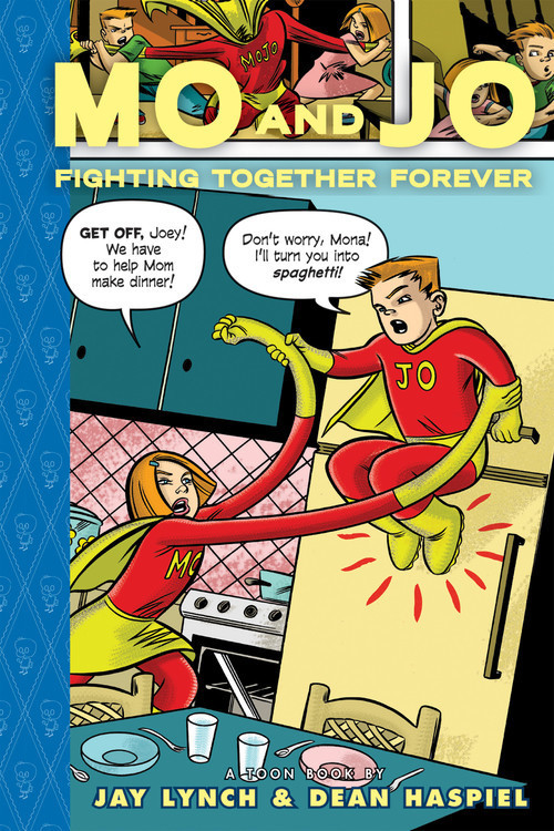 Cover: Mo and Jo Fighting Together Forever