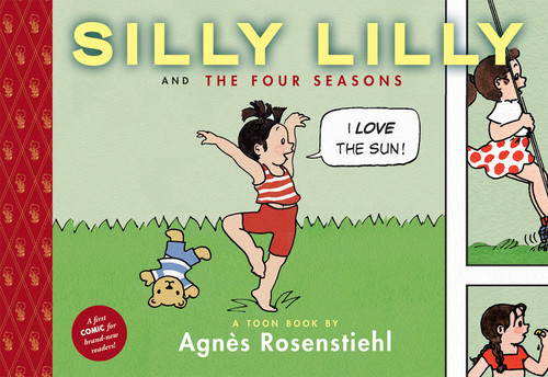 Cover: Silly Lilly and the Four Seasons
