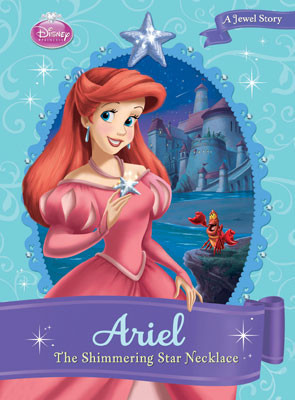 Cover: Ariel: The Shimmering Star Necklace