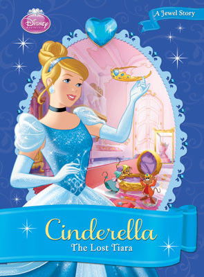 Cover: Cinderella: The Lost Tiara