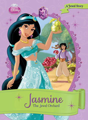 Cover: Jasmine: The Jewel Orchard