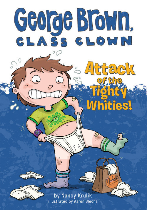 Cover: Attack of the Tighty Whities!