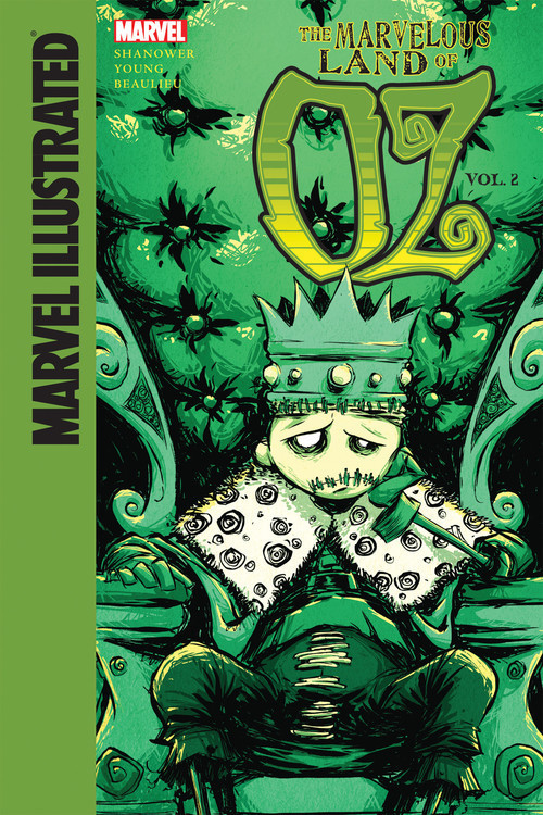 Cover: Marvelous Land of Oz: Vol. 2