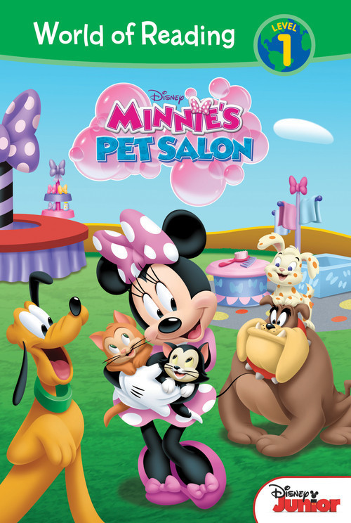 Cover: Minnie's Pet Salon