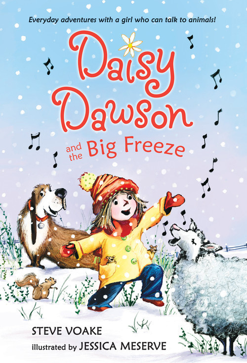 Cover: Daisy Dawson and the Big Freeze