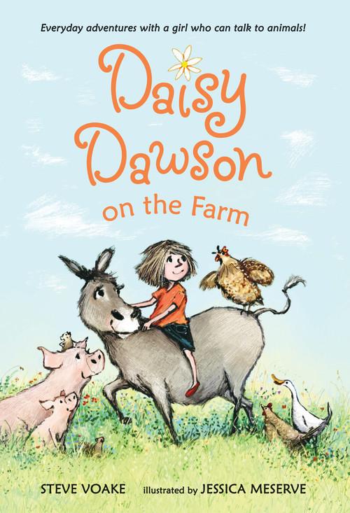 Cover: Daisy Dawson on the Farm