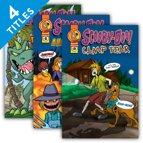 Cover: Scooby-Doo Comic Storybook