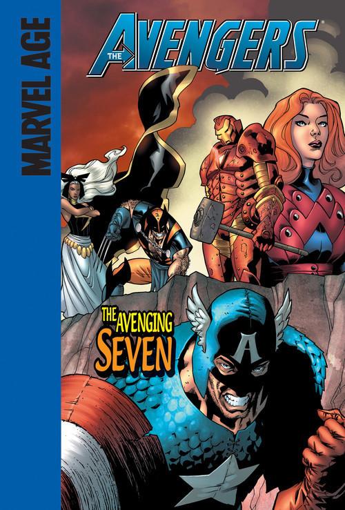 Cover: Avenging Seven