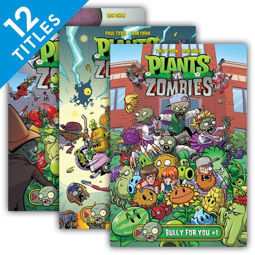 Cover: Plants vs. Zombies Set 1
