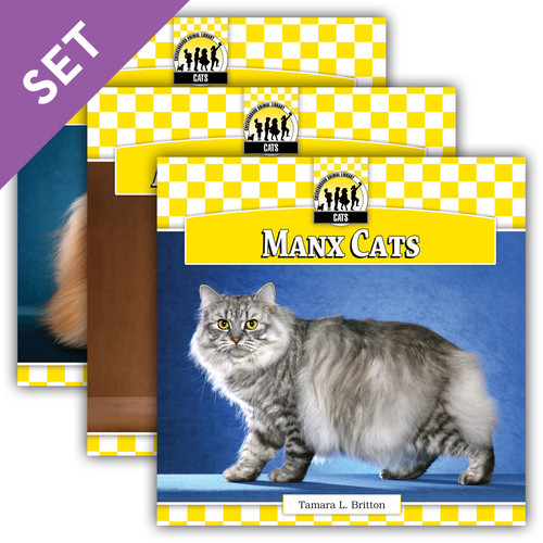 Cover: Cats Set 1