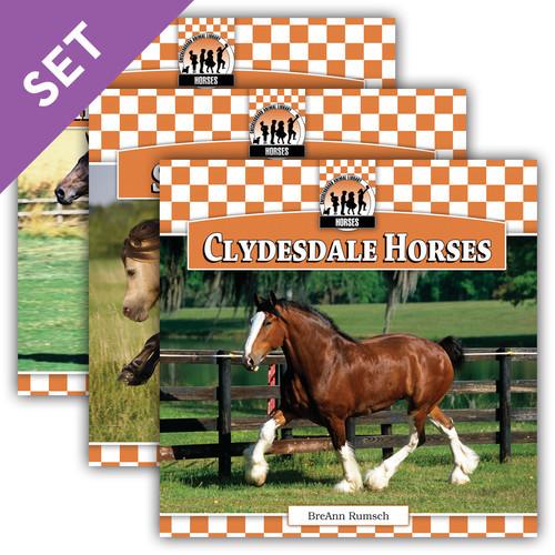 Cover: Horses Set 1
