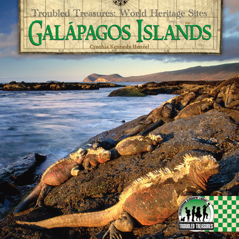 Cover: Galapagos Islands