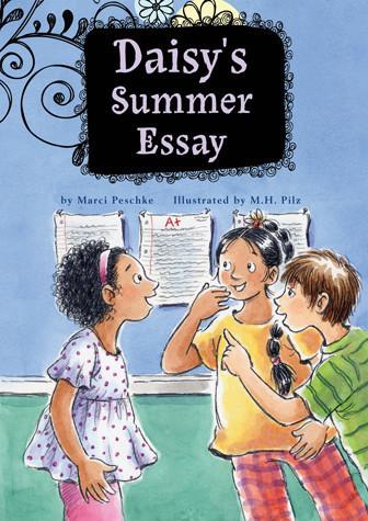 Cover: Daisy's Summer Essay: Book 1