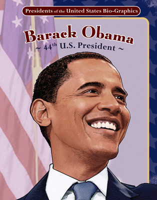 Cover: Barack Obama: 44th U.S. President