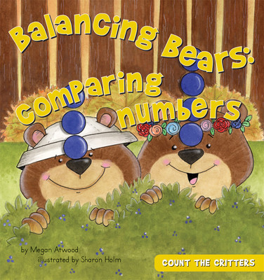 Cover: Balancing Bears: Comparing Numbers