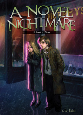 Cover: Novel Nightmare: The Purloined Story Book 6