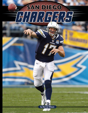 Cover: San Diego Chargers
