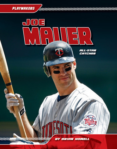 Cover: Joe Mauer: All-Star Catcher