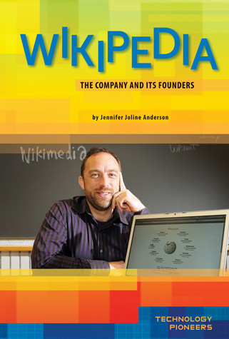 Cover: Wikipedia: Company and Its Founders