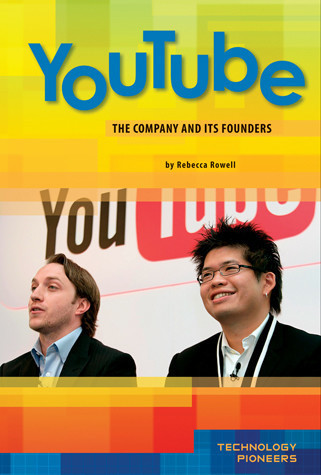 Cover: YouTube: Company and Its Founders