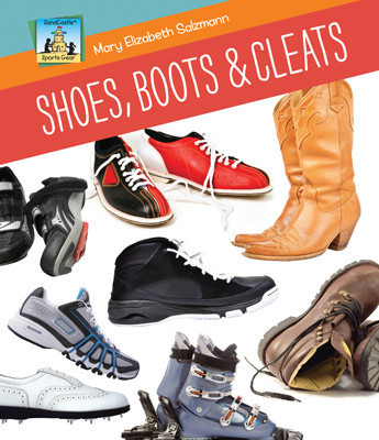 Cover: Shoes, Boots & Cleats