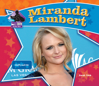Cover: Miranda Lambert: Country Music Star